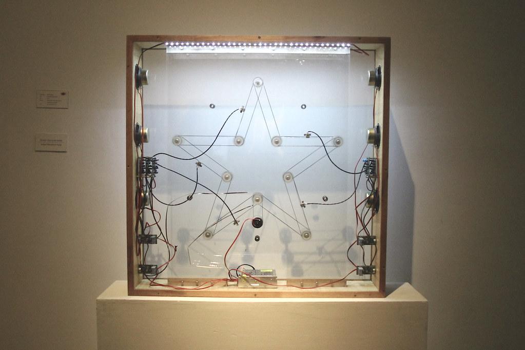 Media Installation Art Exhibition, NEW.FUTURE