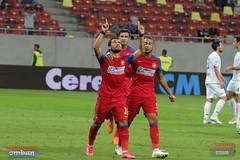 Steaua-Concordia Chiajna, 3-1