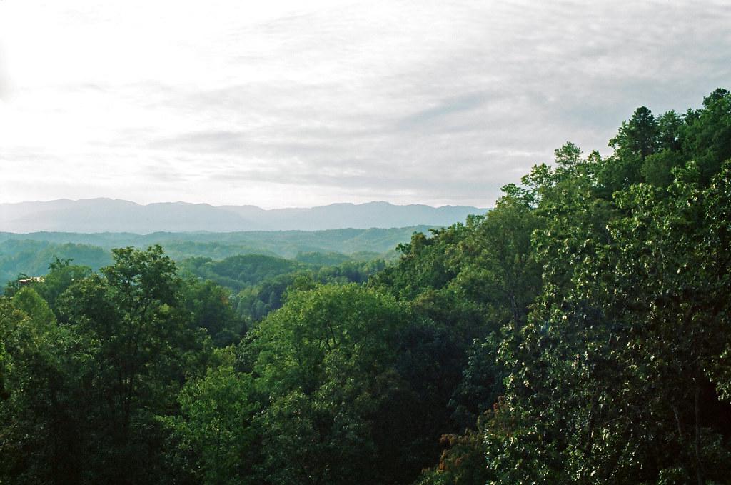 Shields Mountain Tennessee Tripcarta