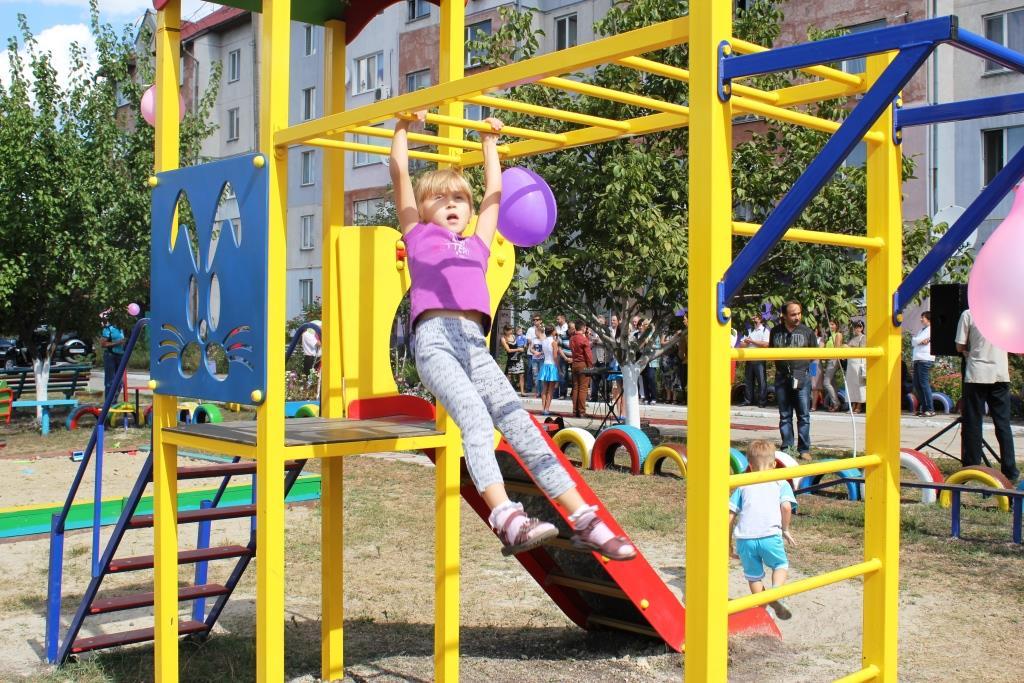 Детская площадка Уютный дворик