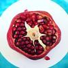 Pretty pomegranate