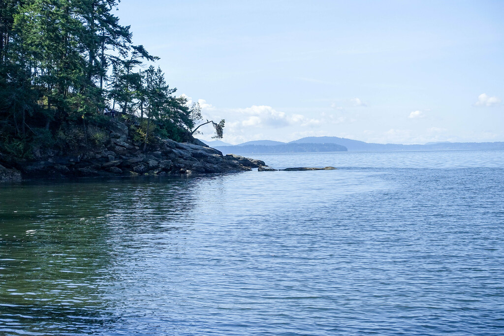 Lummi Island Google Map