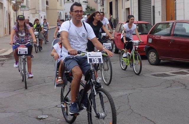 Rutigliano- La sesta edizione di Ri-pedalando pedalando (5)