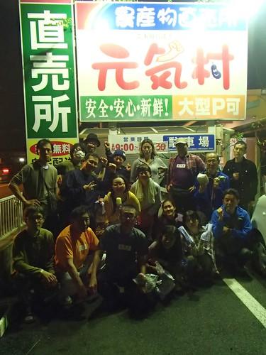 茨城県常総市で水害ボランティア(援人 1011便 関東・東北豪雨)