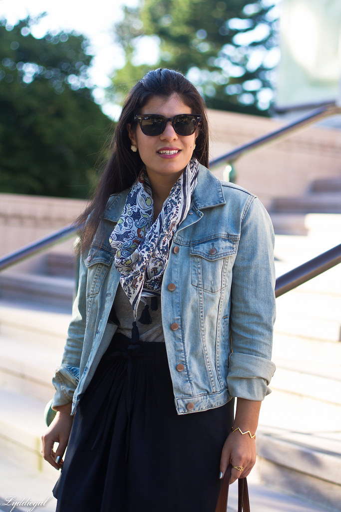 denim jacket, navy skirt, paisley scarf-7.jpg