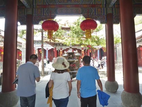 CH-Mont Taishan-Sommet 2-Bixia Temple (5)