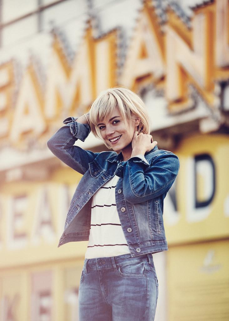 Лили Аллен — Фотосессия для «Vero Moda» Осень 2015 – 12