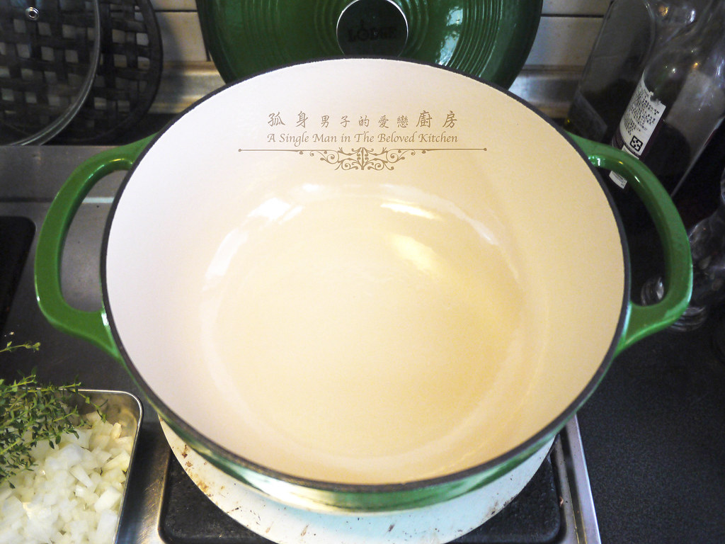 孤身廚房-蕃茄橄欖燴雞肉佐番紅花香米10