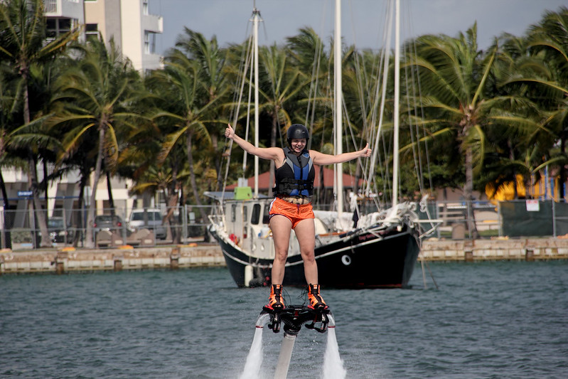 Flyboarding - lentolautailu