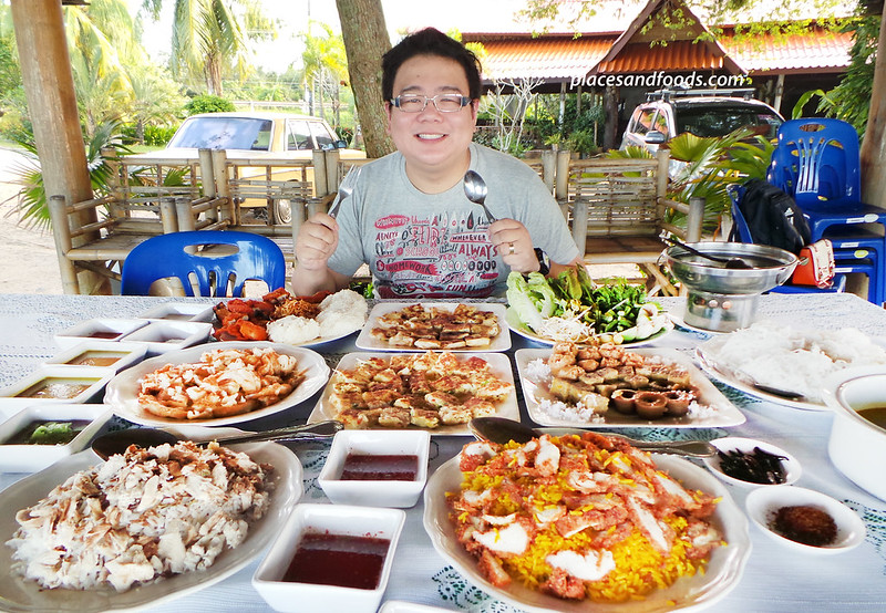 lang ka beach resort breakfast