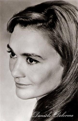 Danièle Delorme (1926-2015)