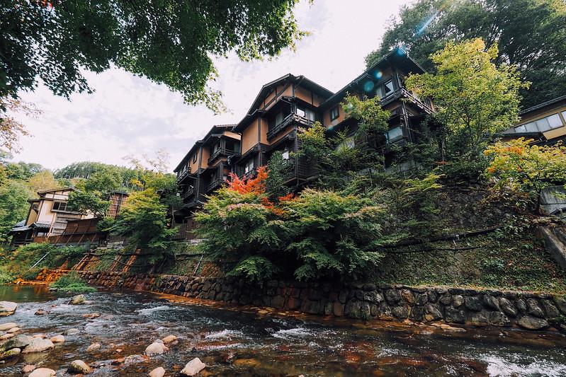 黑川 Kurokawa Onsen|Japan Kyushu 日本 九州