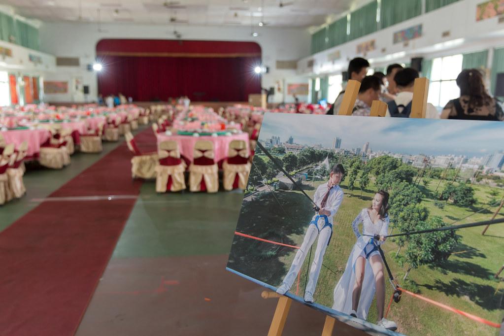 台南婚攝-文定歸寧宴 X 麻豆國小禮堂 (31)