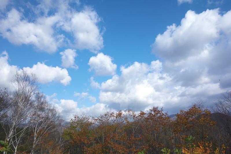 水上・谷川岳 2015年10月25日
