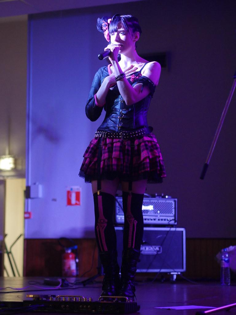 related image - Concert Lita Kira - Savoie Retro Games - Annecy - 2015-10-10- P1220862