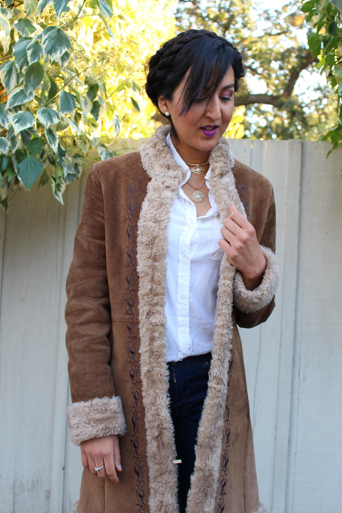 70s Inspired Coat 3