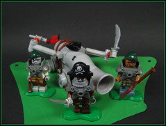 Space Pirate Zombies