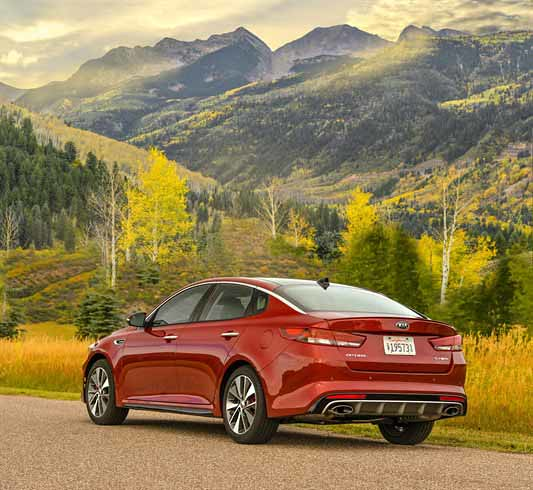 2016 Kia Optima in Aspen