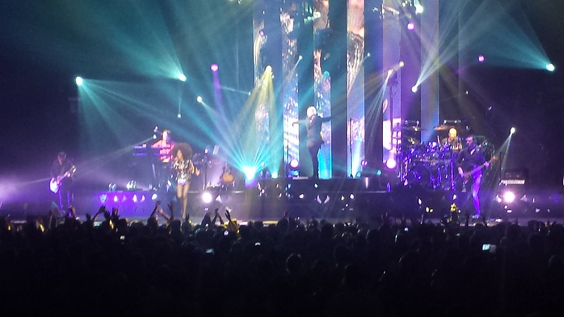 20151120 - Concert de Simple Minds au Zénith de Paris