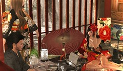 Kimono Time with Friends