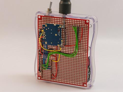 Arduino-RC Controller-back1