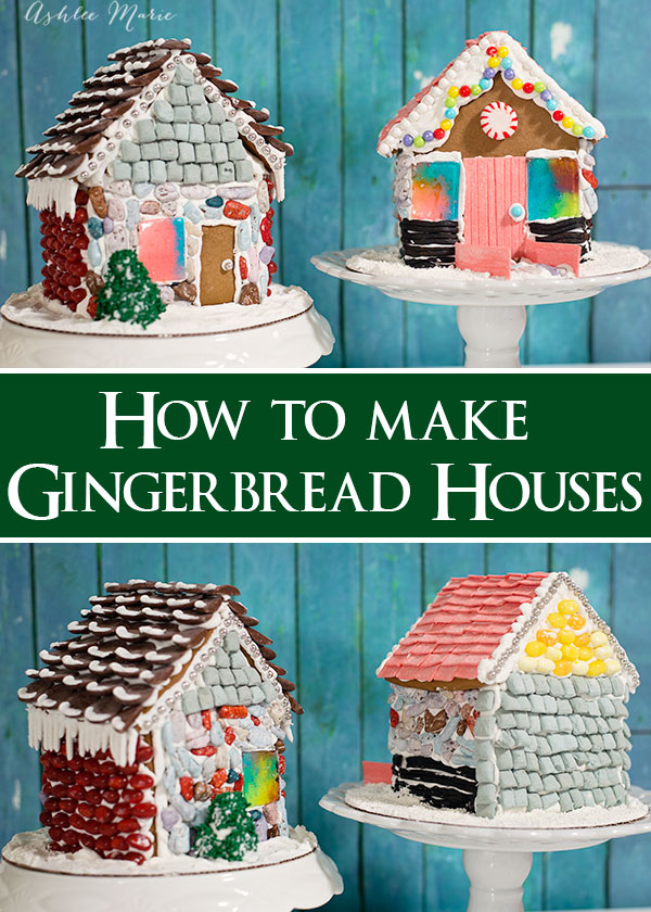 everyone loves a good gingerbread house, this includes a GREAT recipe, no spreading, nice and strong AND tastes great, along with a full video tutorial and house template