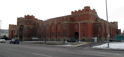 Calgary-downtown-west-end-Armoury