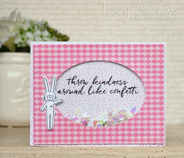 Kindness Confetti by Lucy Abrams