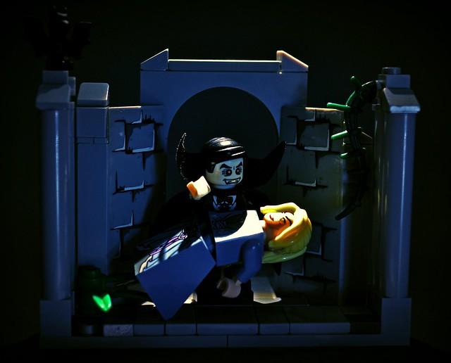 Dracula by moonlight