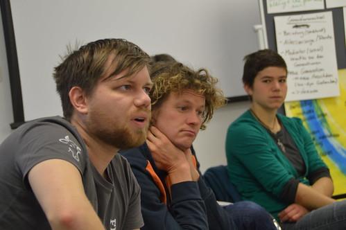 Demeter Akademie: Seminar Junglandwirte