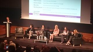 Mesa 2 Mujeres liderando la economia digital. Evolución y tendencies de la economía digital desde la perspectiva de género.