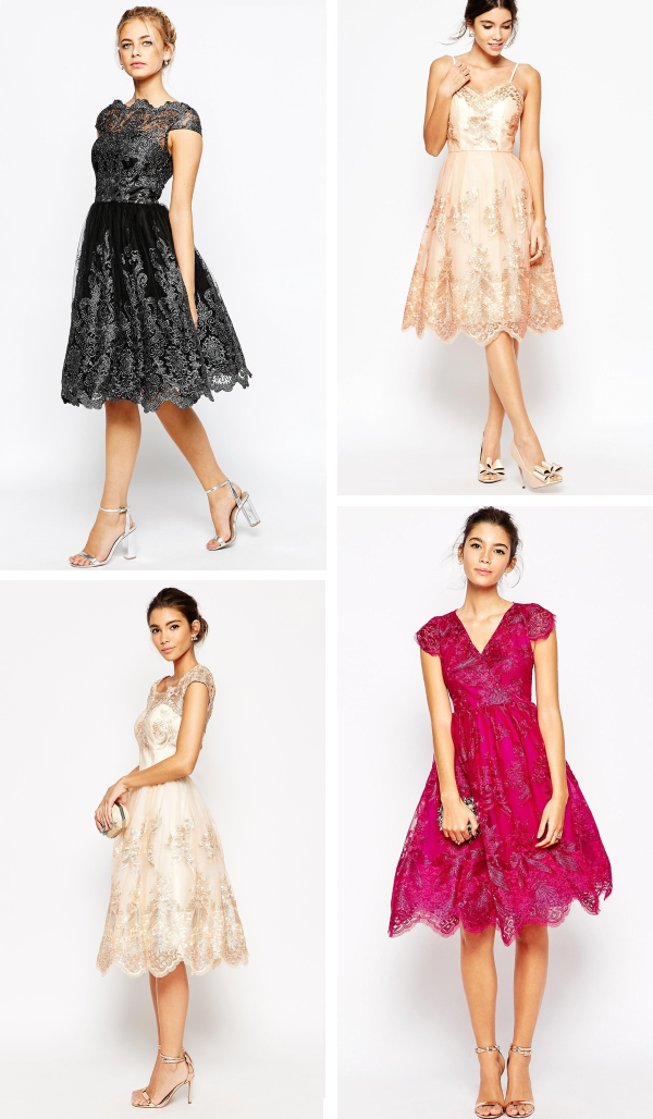 chi chi london NYE dresses