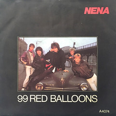 NENA:99 RED BALLOONS(JACKET A)
