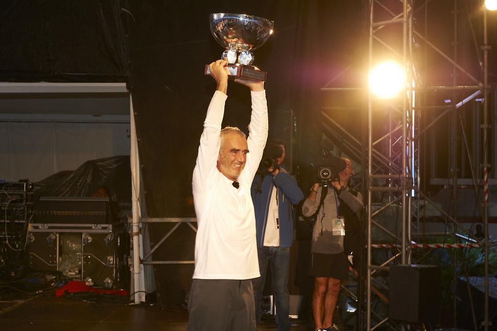 Remise des prix - Route du Rhum 2014 / BPCE