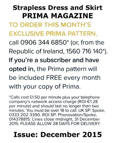Prima Magazine - Pattern, December 2015 (04)