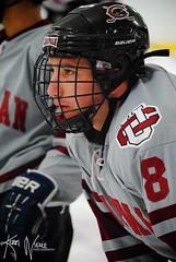 Chapman Hockey v. Santa Clara