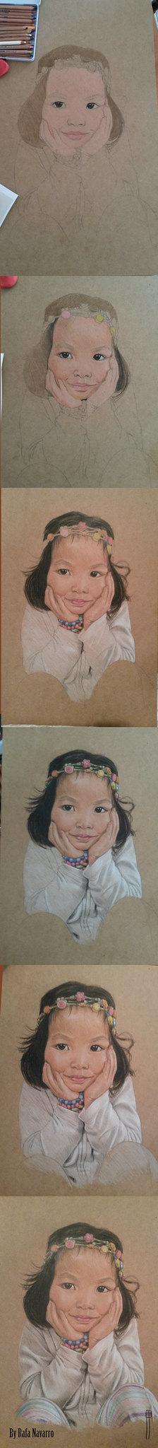 retrato andrea proceso