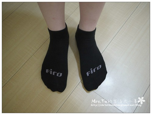 firo水感美足襪+