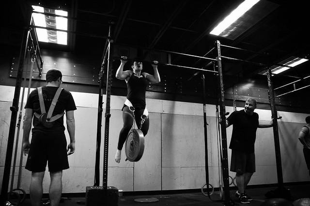 CrossFit Fringe - 8/8/2015