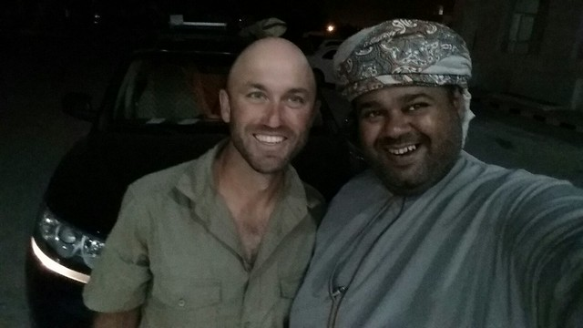 Selfie with Awdah