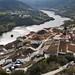 Un pueblo y su rio  -  A town and its river