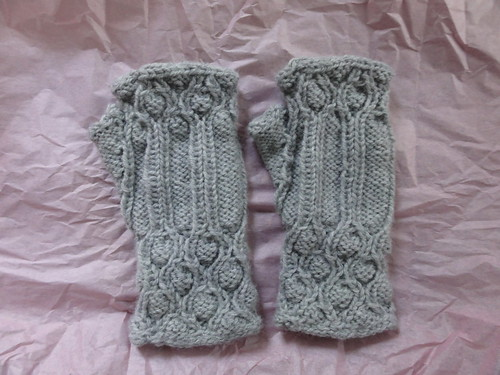 Rathcooney Fingerless Mittens