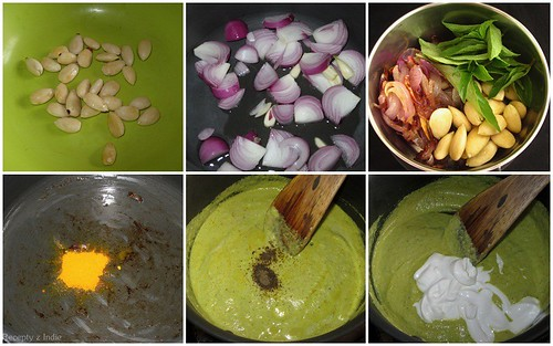 Mandlovo - bazalkova omacka na cestoviny