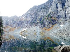 Finding serenity at Lake Serene. Thanks to @ethannewberry for making the day happen.