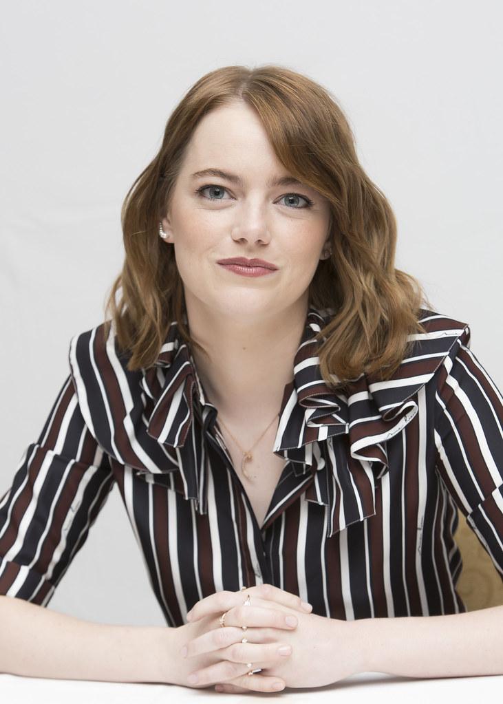 Эмма Стоун — Пресс-конференция «Ла-Ла Ленд» на «TIFF» 2016 – 40