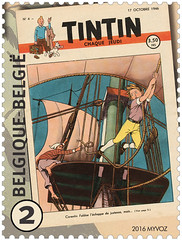15 Journal Tintin Timbre B