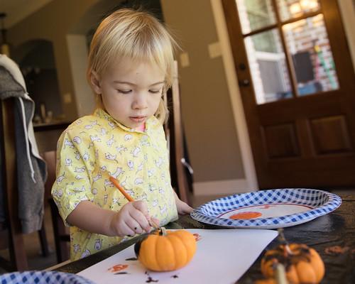 Pumpkin Painting-2