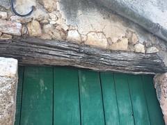 Ancient lintel