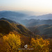 Autumnal View from The Great Wall of China by fesign