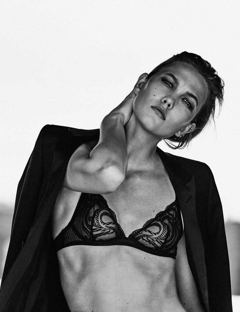 Карли Клосс — Фотосессия для «Vogue» MX 2016 – 11